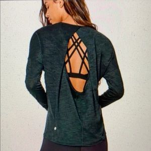 Lululemon Get Set Long sleeve